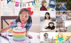 Compleanno online bambini a distanza streaming da casa virus distanza video party feste come fare collegati mondo Italia
